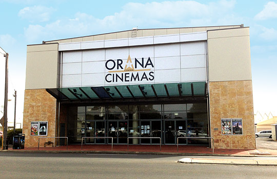 Orana Cinemas Busselton - South West
